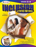 Inclusion-Activities-That-Work-Grades-6-8 by Toby Karten