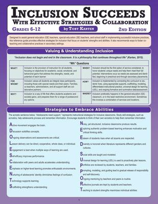 Inclusion-Succeeds-with-Effective-Strategies-Collaboration-Grades-6-12-by-Toby-Karten